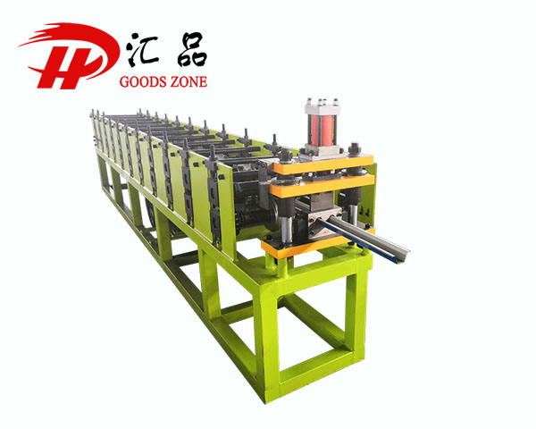 Superior Metal Channel Omega Profile Cold Roll Forming Machine