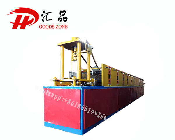 Low Cost Guard Rail Forming Machine For Roller Sutter Door