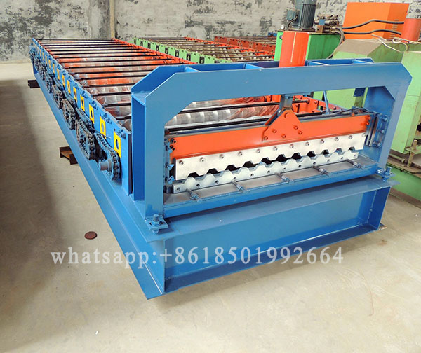 C21 Colour Coated Tile Profile Roofing Sheets Panel Roll Forming Machine.JPG